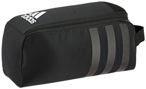 adidas Unisex Stadium II Team Shoe Bag, Black, ONE SIZE