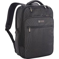 Kenneth Cole Reaction Brooklyn Commuter 16″ Backpack Pink Dot Charcoal One Size