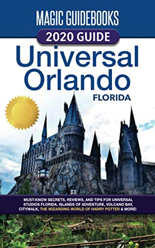 Magic Guidebooks 2020 Universal Orlando Florida Guide