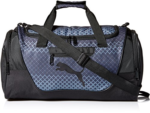 Puma Men's Contender Duffel,black/grey,One size