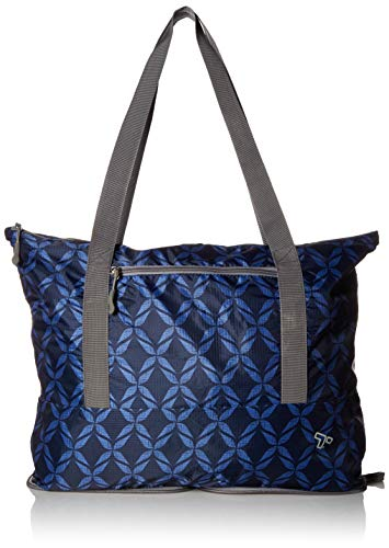 Travelon Folding Packable Tote Sling, Rope Weave, One Size