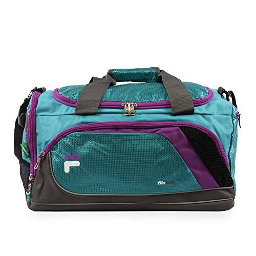 Fila Advantage 19″ Sport Duffel Bag, Teal