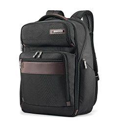 Samsonite Large Backpack, Black/Brown, One Size