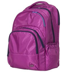 Lug Women's Orchid Pink Backpack, One Size