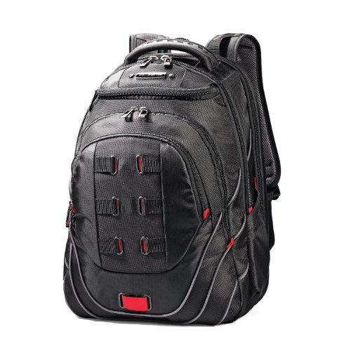 Samsonite Luggage Tectonic 17″ Pft Backpack Black/red
