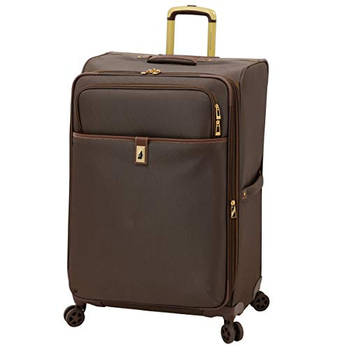 London Fog Kensington II 29″ Expandable Spinner, Bronze