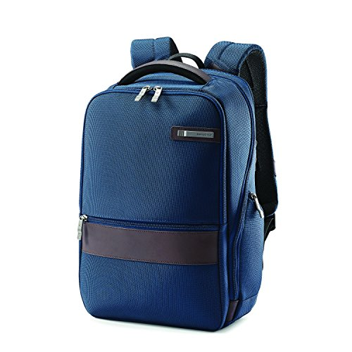 Samsonite Small Business Backpack, Legion Blue, One Size