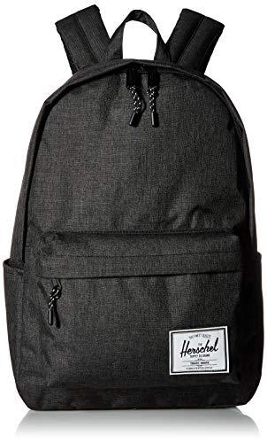 Herschel Classic X-Large Backpack, Black Crosshatch, XL 30L