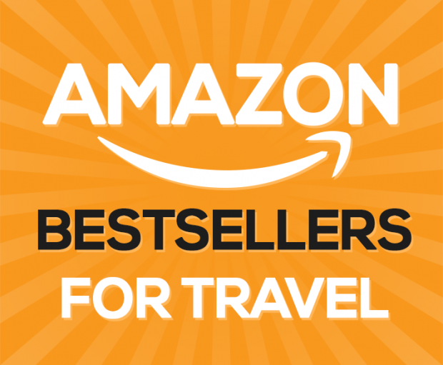 amazon 620x511 - Amazon Best Sellers for Travel Gear