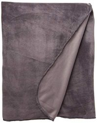 Eagle Creek Cat Nap Blanket, EBONY
