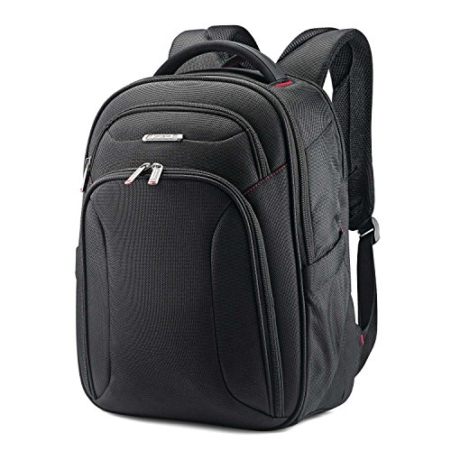 Samsonite Slim Business Backpack, Black, One Size