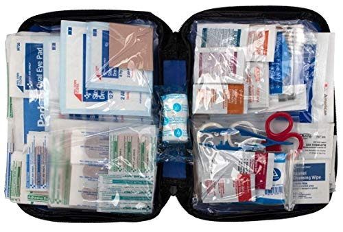First Aid Only 299 Piece All-Purpose First Aid Kit, Soft Case