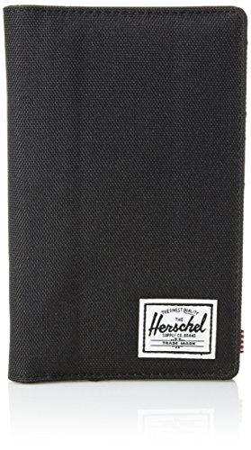 Herschel Search RFID Passport Holder, black