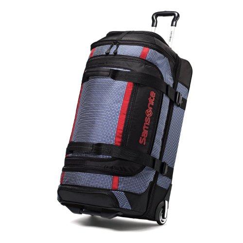 Samsonite Luggage Ripstop Wheeled Duffel 30, Blue