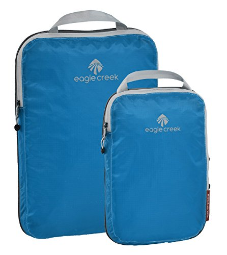 Eagle Creek Pack-it Specter Compression Cube Set, Brilliant Blue
