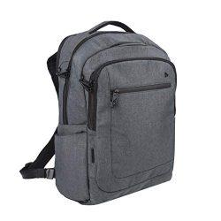 Travelon Anti-Theft Urban Backpack, Slate
