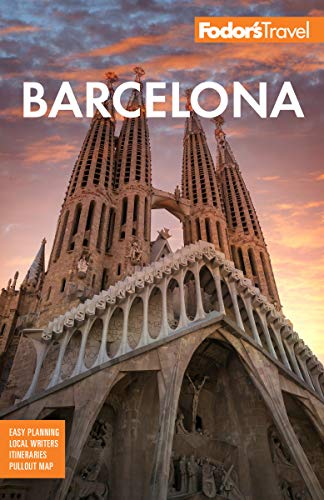 Fodor's Barcelona: with highlights of Catalonia (Full-color Travel Guide)