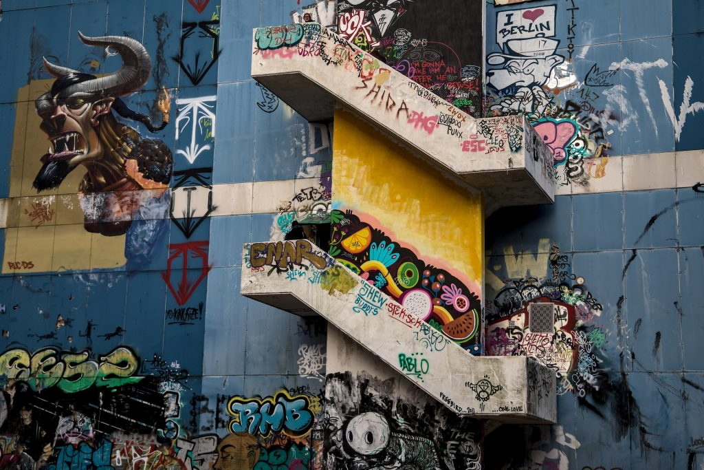 Street Art Tours 1024x683 - 20 Amazing Places You Can Visit this Year Without Leaving Your Home