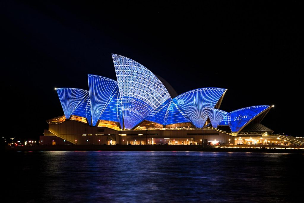 Sydney Opera House 1024x683 - 20 Amazing Places You Can Visit this Year Without Leaving Your Home