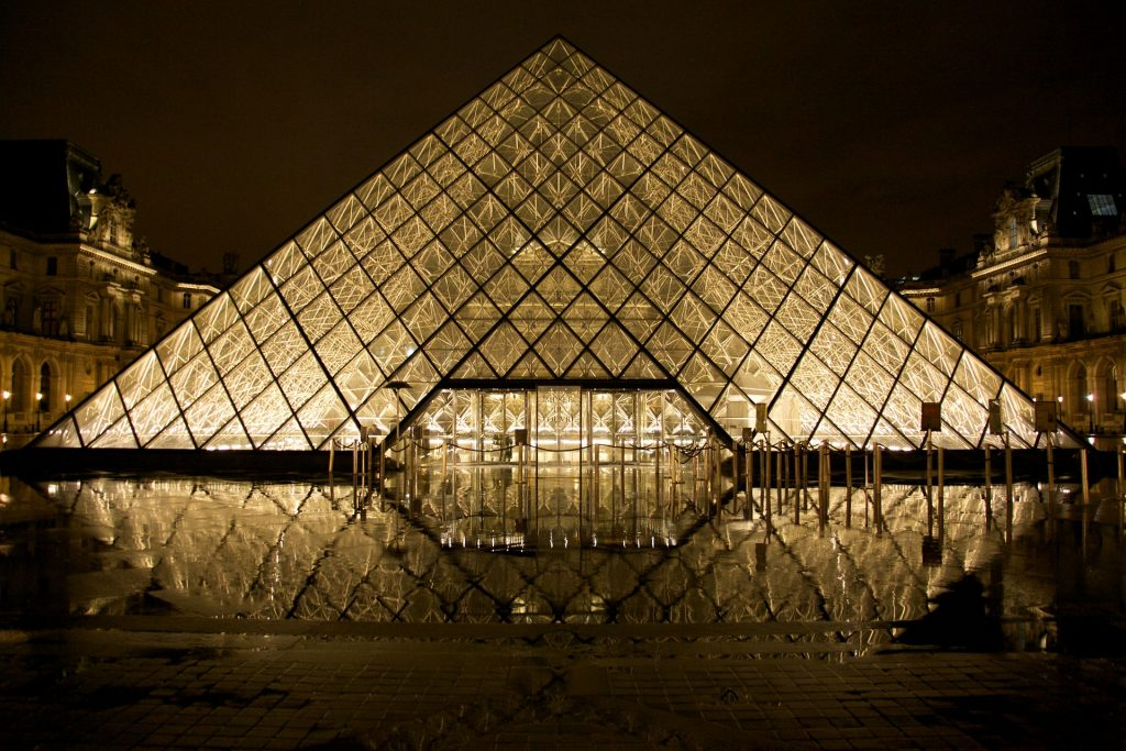 The Louvre 1024x683 - 20 Amazing Places You Can Visit this Year Without Leaving Your Home