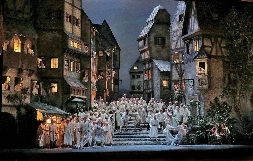 The Metropolitan Opera - 20 Amazing Places You Can Visit this Year Without Leaving Your Home