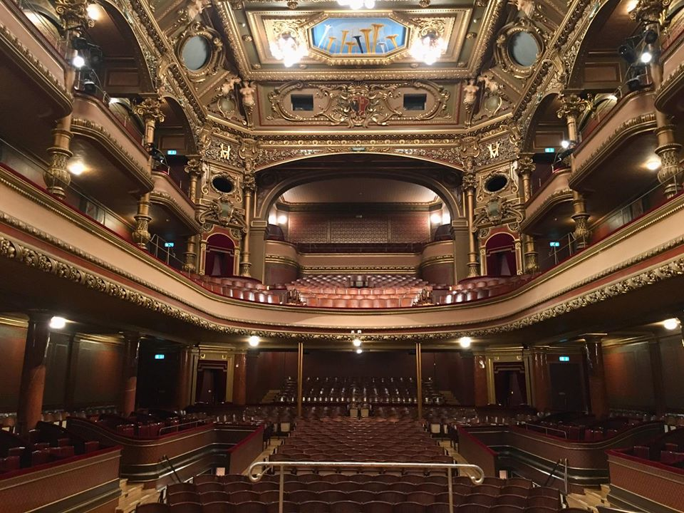 Vienna State Opera - 20 Amazing Places You Can Visit this Year Without Leaving Your Home