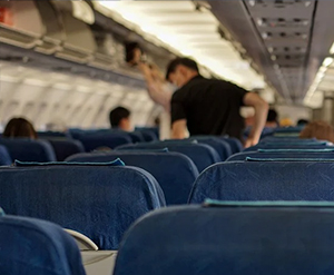 planeseat - The Dirtiest Places on an Airplane