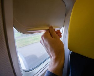 windowshade 300x243 - The Dirtiest Places on an Airplane
