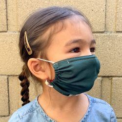 IMG 7953 250x250 - Kids Face Mask with Filter Insert - Bamboo Cloth